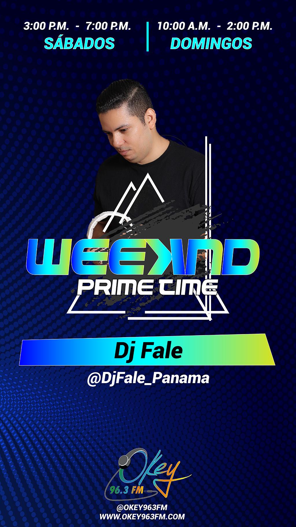 Weekend Prime Time